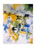Watercolor 161106 Pôsters por  Ledent