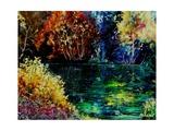 Pond 3 Pôsteres por  Ledent