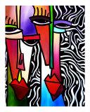 Jungle Fever Giclee Print by Fidostudio