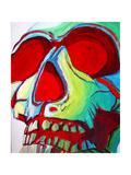 Crânio Arte por Megan Aroon Duncanson