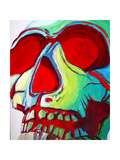 Skull Giclee Print by Megan Aroon Duncanson