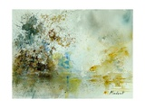 Watercolor 120605 Giclee Print by  Ledent