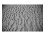 Sand Patterns in the Desert 3 Photographic Print by Donna Corless