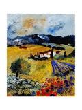 Provence 0707 Poster por  Ledent