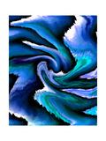 Opulent Blue I Fotografie-Druck von Ruth Palmer