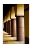 Arches and Columns 2 Photographic Print by John Gusky