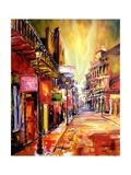Bourbon Street Dazzle Giclee Print by Diane Millsap