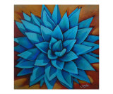 Agave II Giclee Print by Gayle Faucette Wisbon