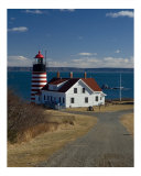 West Quoddy Head Photographic Print by Ross Tracy