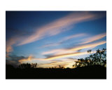 November Sunset Photographic Print by A Villaronga