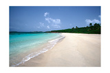 Pristine Zoni Beach, Culebra Island, Puerto Rico Photographic Print by George Oze