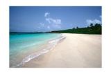 Pristine Zoni Beach, Culebra Island, Puerto Rico Photographic Print by George Oze