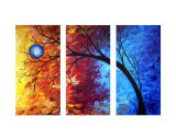 Jewel Tone Giclee Print by Megan Aroon Duncanson
