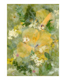 Yellow Splendor Giclee Print by Shelley Xie