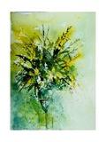 Watercolor 120406 Arte por  Ledent