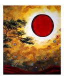 Journey Within II Giclee Print by Megan Aroon Duncanson