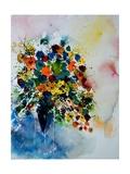 Watercolor 220407 Arte por  Ledent