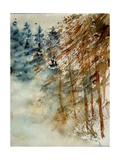 Watercolor 060106 Giclee Print by  Ledent