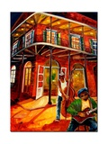 Jazz in the Big Easy Giclee Print by Diane Millsap