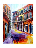 French Quarter Spell Giclee Print by Diane Millsap