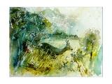 Watercolor Roe Deer 2 Pôsters por  Ledent