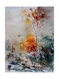 Watercolor 281106 Pôsters por  Ledent