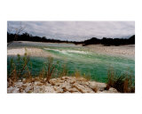 Blue River One Photographic Print by A Villaronga