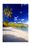 Sunny Morning in Magens Bay Photographic Print by George Oze