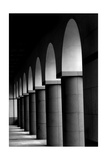 Arches and Columns 1 Photographic Print by John Gusky
