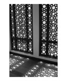 Al Ain Palace Museum Windows Photographic Print by Donna Corless