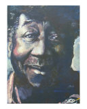 Muddy Smile 2007 Giclee Print by Reesa Jacobs