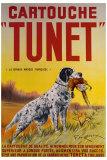 Cartouche Tunet Giclee Print by F. Maisser