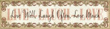 Live Well, Love Much, Laugh Often Prints by Debbie DeWitt