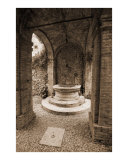Tuscan Well Photographic Print by Donna Corless