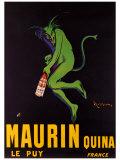 Drankreclame, Maurin Quina Gicléedruk van Leonetto Cappiello