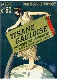 Tisane Gauloise Giclée-Druck von Paul Berton