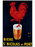 Biere St. Nicolas de Port Giclee Print by Marcellin Auzolle