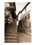 Tuscan Stairways 2 Photographic Print by Donna Corless
