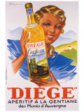 Diege Giclee Print by Henry Le Monnier