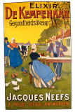 Eixir de Kempenaar Giclee Print by Henri Cassiers