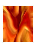 Burning Passion Fotografisk tryk af Ruth Palmer