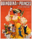 Quinquina des Princes Giclee Print