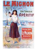 Le Mignon Giclee Print