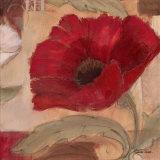 Amapola Roha IV Prints by Pamela Luer
