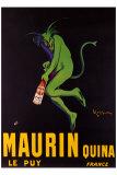 Maurin Quinquina Reproduction procédé giclée par Leonetto Cappiello