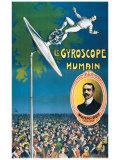 Le Gyroscope Giclee Print by  Faroy