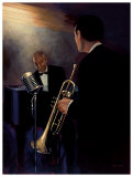 Brass Section Prints by Myles Sullivan