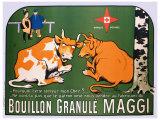 Bouillon Maggi Giclee Print by Benjamin Rabier