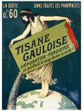 Tisane Gauloise Giclee Print by Paul Berton