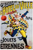 GD Bazar de l'Hotel de Ville Giclee Print by  Michele